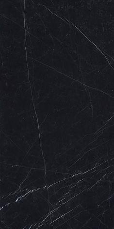 Dark Marquina Marmi Maximum Black Marble Granite Effect
