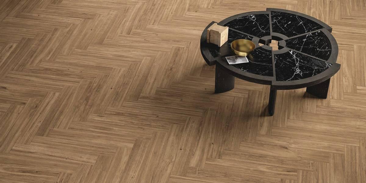 Wood Parquet Effect Tiles Fiandre