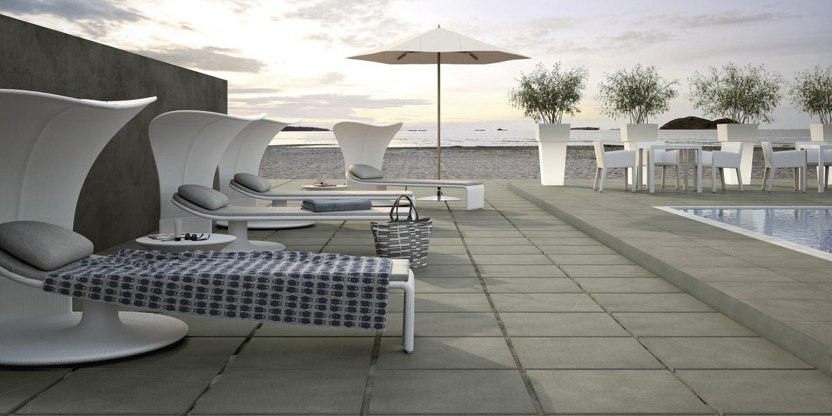 Outdoor Materials, Floor & Wall Tiles - Fiandre