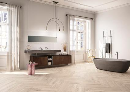 Porcelain Tile for Flooring and Wall Coverings - Fiandre Tiles