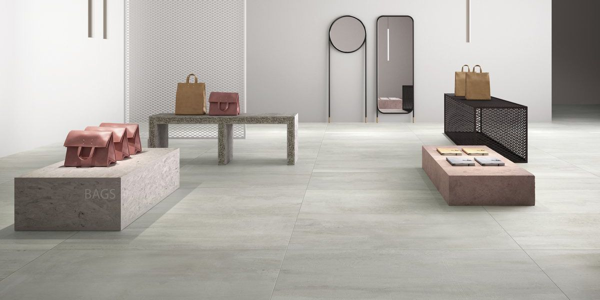 Grey porcelain tiles 350f frost fahrenheit for Carrelage 120x60