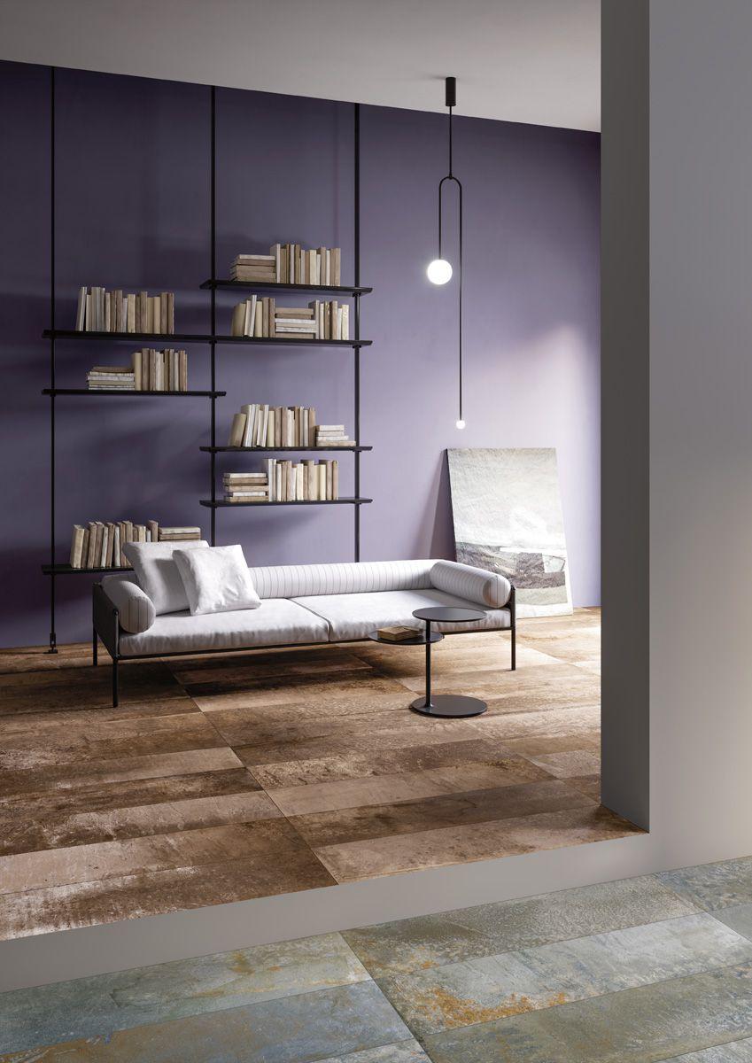 Metallic Look Porcelain Floor Tiles Carpet Vidalondon