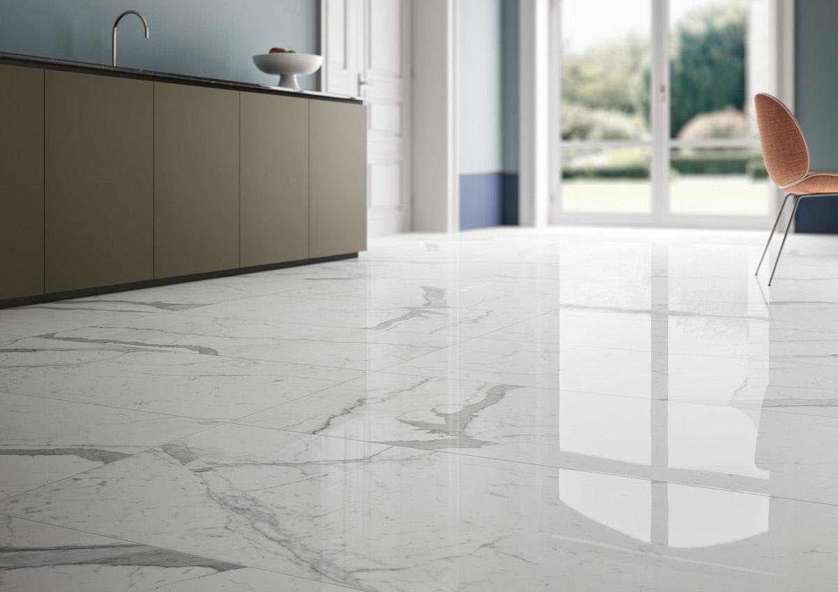 Kitchen Tile Flooring Trends