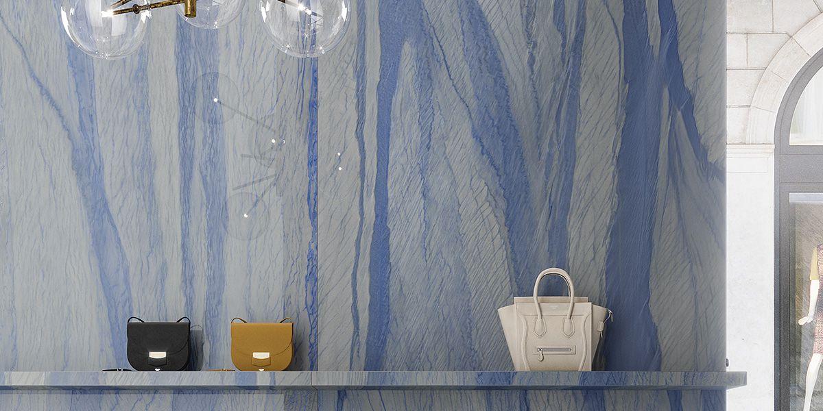 Azul Macaubas Marmi Maximum Light Blue Marble Granite