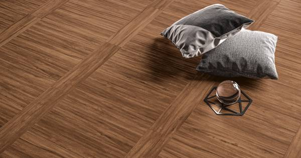 Mogano Essenze Rare Extreme Brown Wood Effect Porcelain Tiles