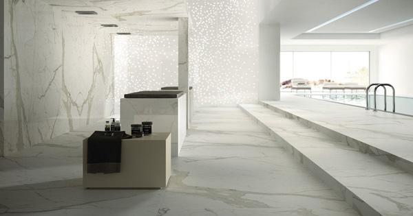 Laying Ceramic Wall Tiles Bathroom