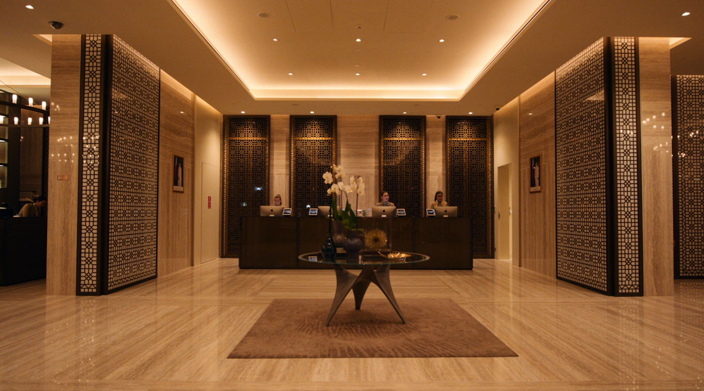 Fraser Suites Middle East hospitality embraces the italian design