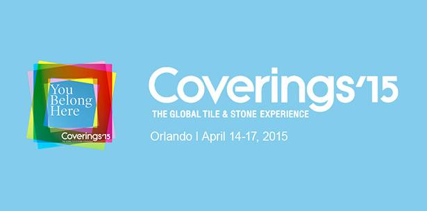 FIANDRE AT COVERINGS 2015