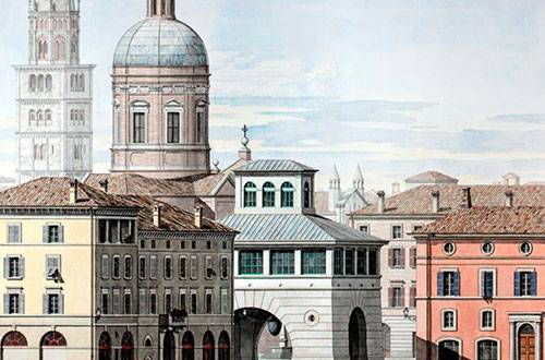 PIER CARLO BONTEMPI: THE BIGGEST PROVOCATION IN THE WORLD. THE LABYRINTH OF FRANCO MARIA RICCI AND OTHER ARCHITECTURE
