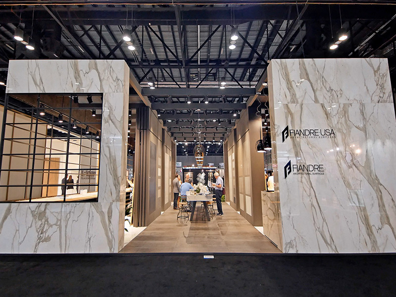 FIANDRE USA AT COVERINGS 2017