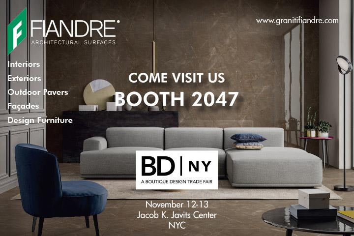 Fiandre at boutique design new york News Fiandre