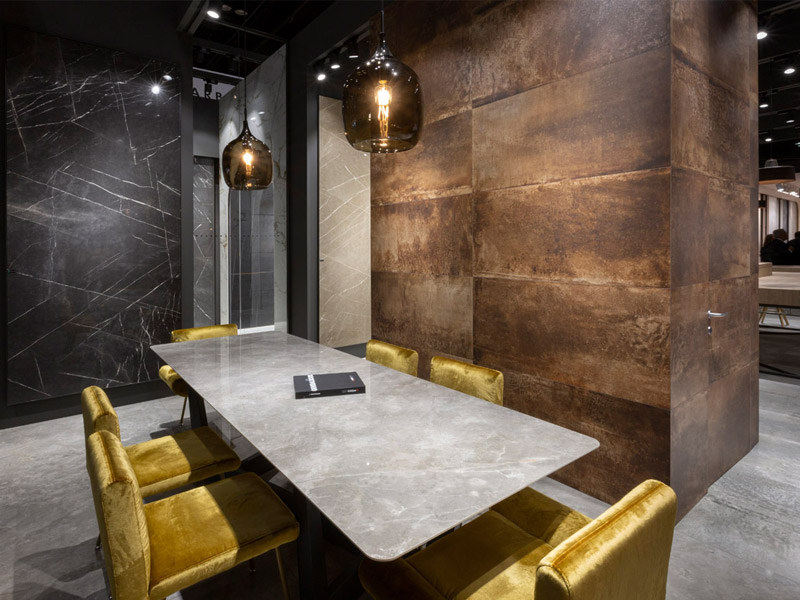 RECOGNITION FOR THE FIANDRE SHOWCASE AT COVERINGS 2019