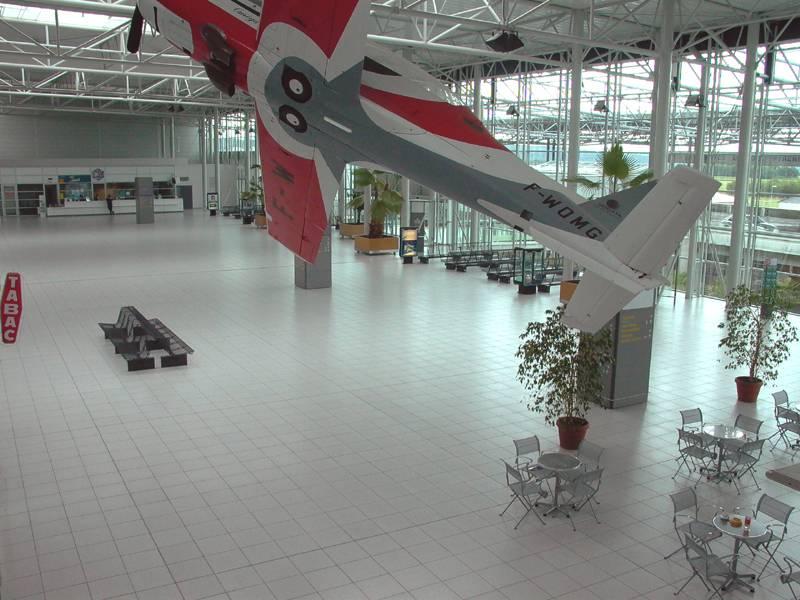 Tarbes Lourdes Pyrenees Airport France Fiandre