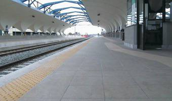 Indoor Floors And Wall Coverings For Airports Stations