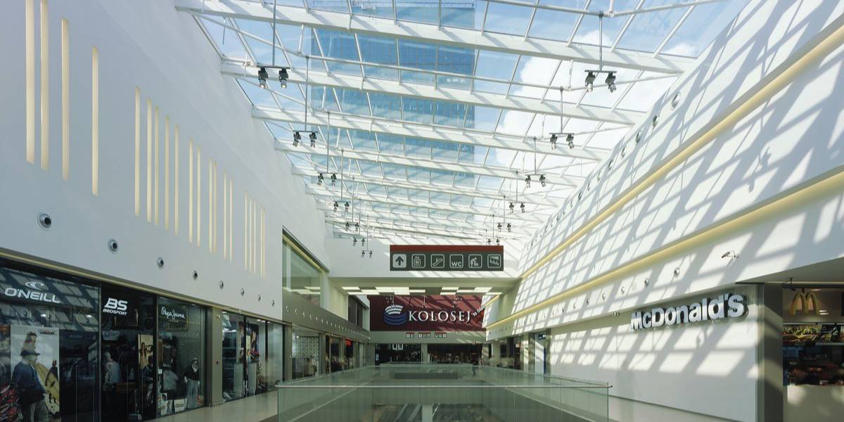 Usce Shopping Centre - BELGRADE
