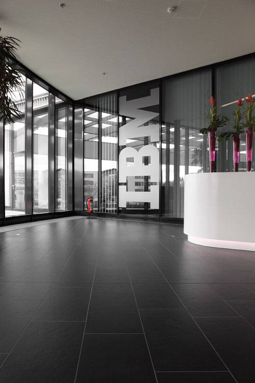 Ibm headquarter germany fiandre - Gkk architekten berlin ...