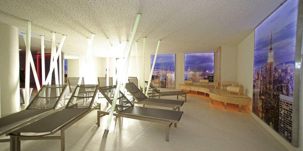 Health and Care - WELLNESS AREA MANHATTAN FITNESS