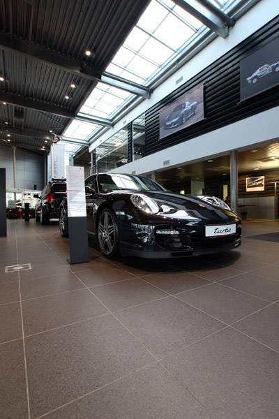Porsche Car Dealer Russia Fiandre