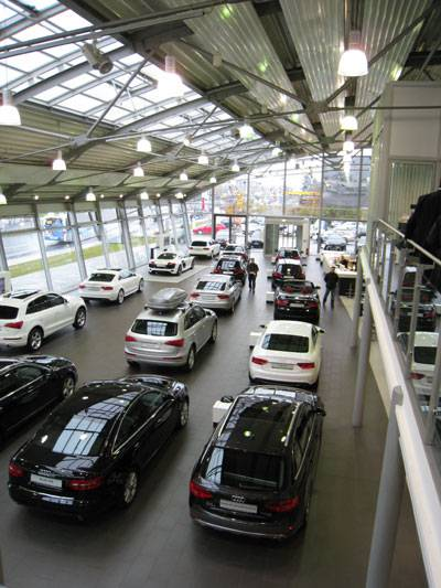 audi zentrum germany fiandre