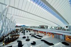 Stations and airports - FERIHEGY INTERNATIONAL AIRPORT - SKY COURT TERMINAL 2