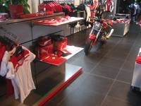 Motors - DUCATI SHOWROOM TRINKNER