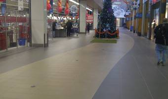 Commercial Flooring for Shopping Centres and Malls: Tile Flooring