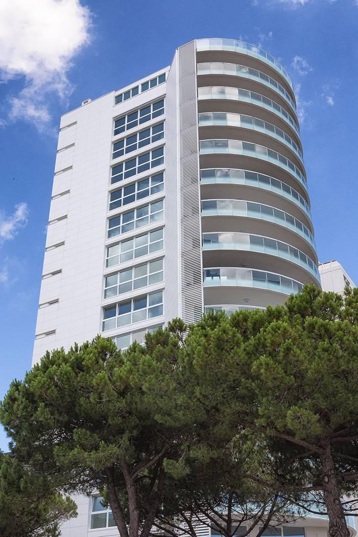 White Tower Italy Fiandre