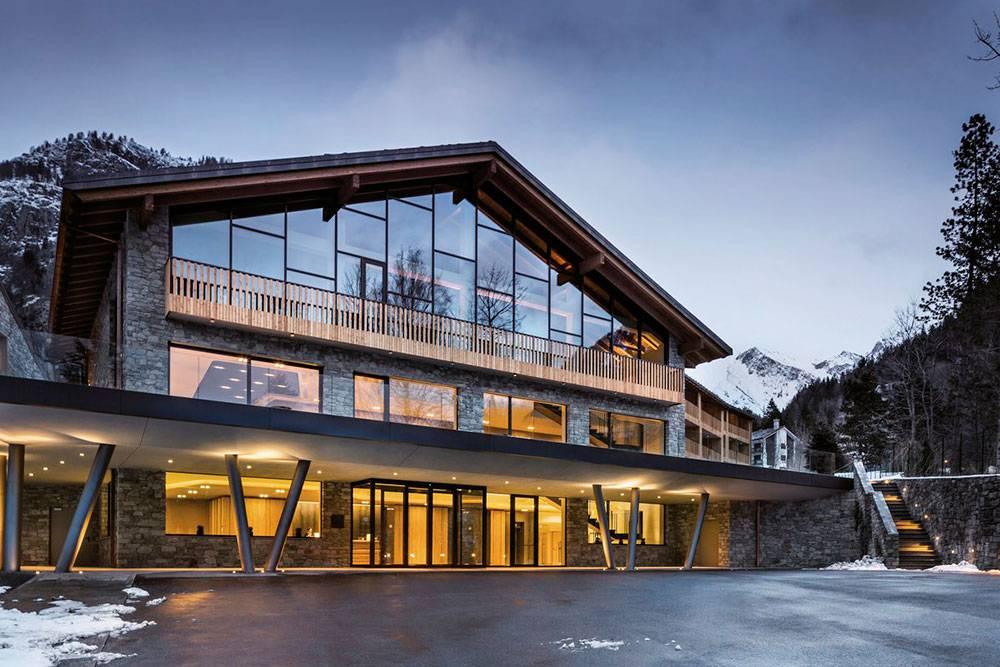 Hotel Mont Blanc Courmayeur Tripadvisor