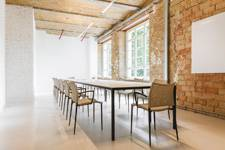 Living and office - FAB Berlin meeting room