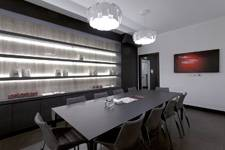 Living and office - Meeting room FAB Milan