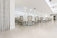 Restaurants - VILLA SCHIUMA - BANQUETING ROOM