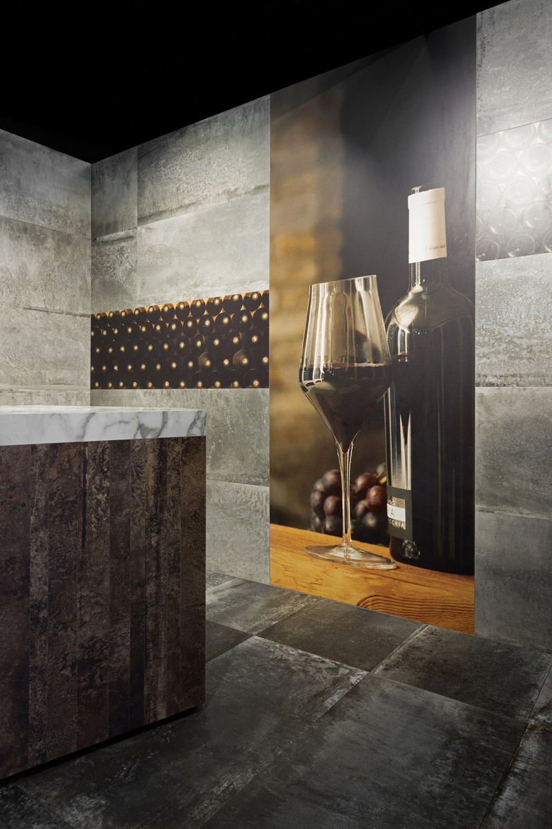 Cersaie 2018 Winery Italy Fiandre