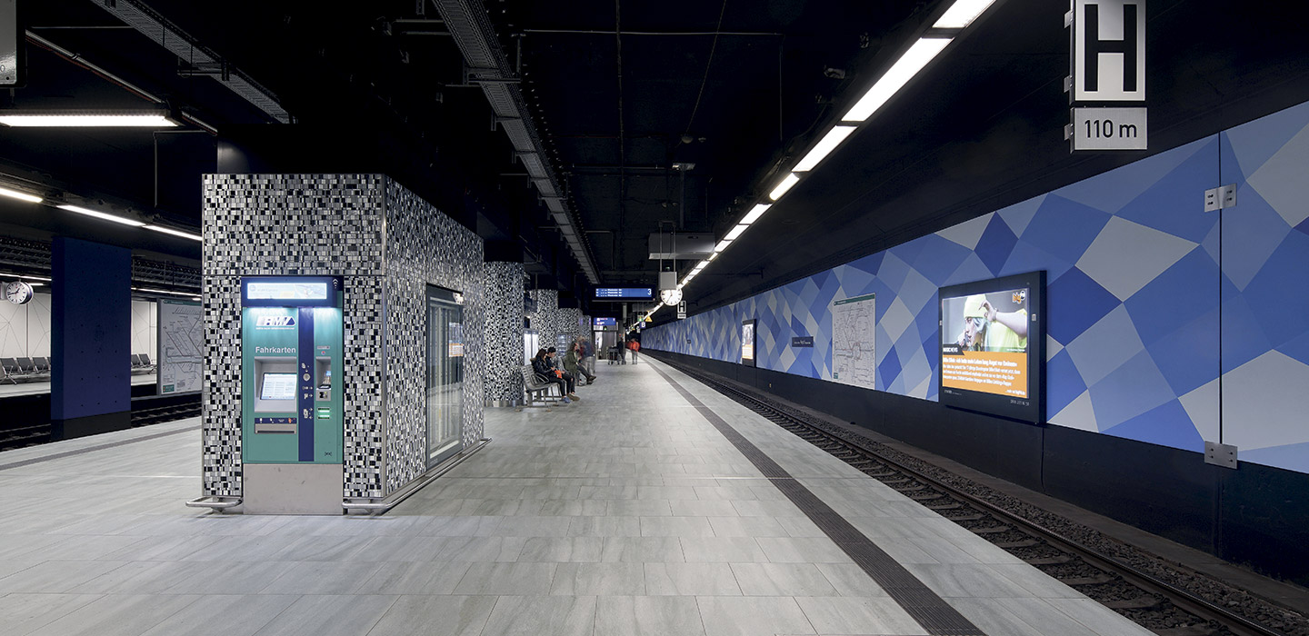 Stations and Airports - SUBWAY STATION