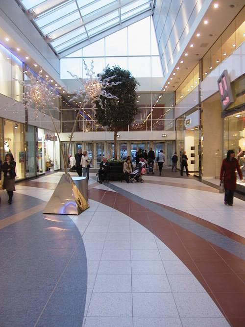 Blanchardstown Shopping Center Ireland Fiandre