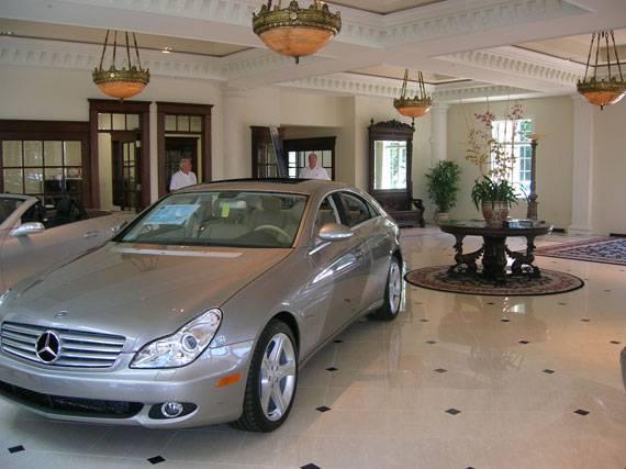 car dealers keenan motors mercedes