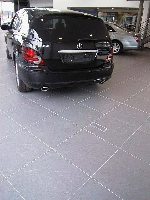 BARTMANN MERCEDES CAR DEALER, Germany Fiandre