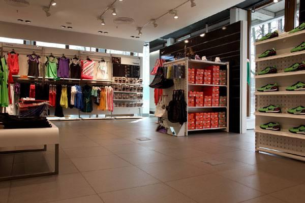 Nike Stadium Store Frankfurt