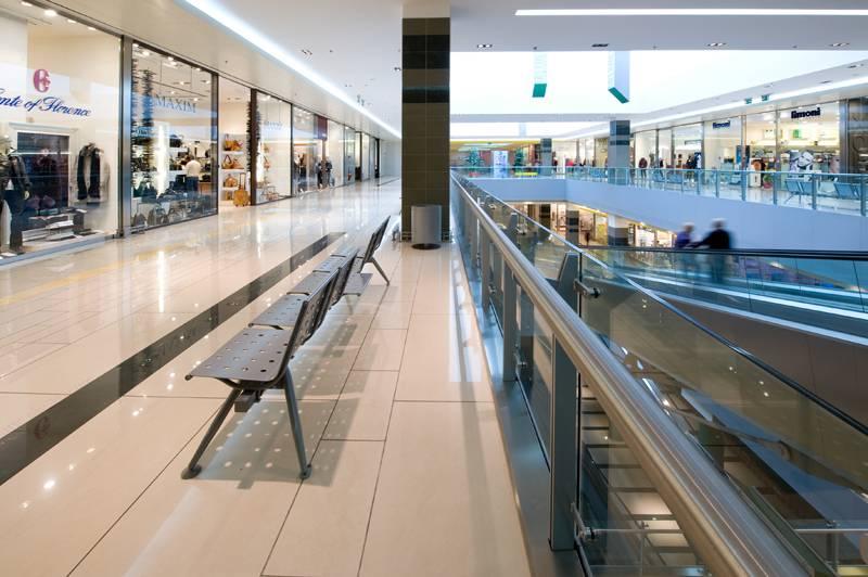 Porta Di Roma Shopping Center Italy Fiandre